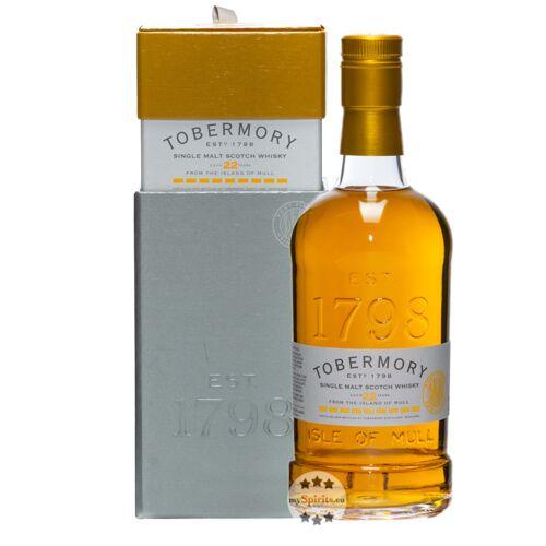 Tobermory Distillery Tobermory 22 Port Cask Whisky (46,3 % Vol., 0,7 Liter)