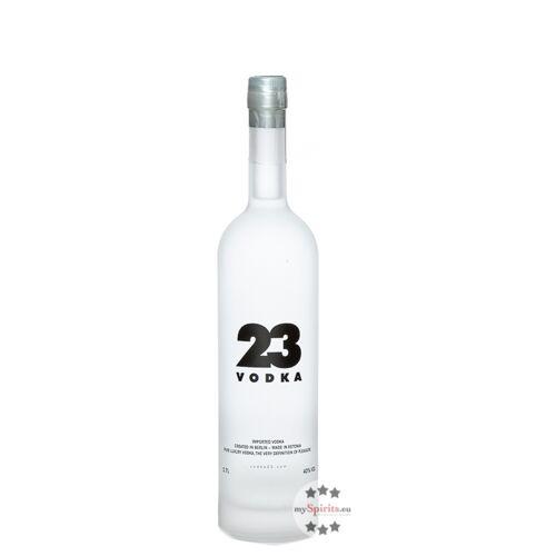 Vodka 23 (40 % Vol., 0,7 Liter)
