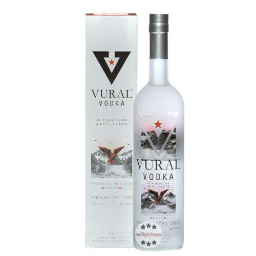 Vural Vodka (40 % Vol., 0,7 Liter)