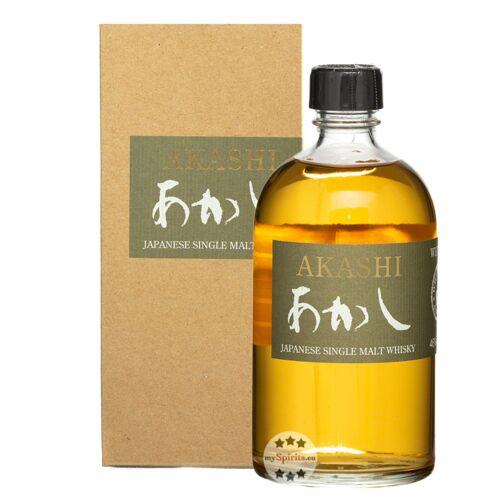 White Oak Distillery Akashi Single Malt Whisky (46 % Vol., 0,5 Liter)