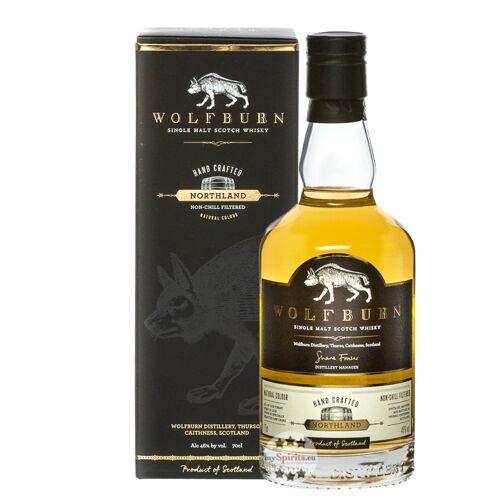 Wolfburn Distillery Wolfburn Northland Single Malt Scotch Whisky (46 % Vol., 0,7 Liter)