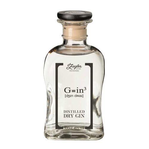Brennerei Ziegler Ziegler Gin Classic G=in3 (45 % vol., 0,5 Liter)