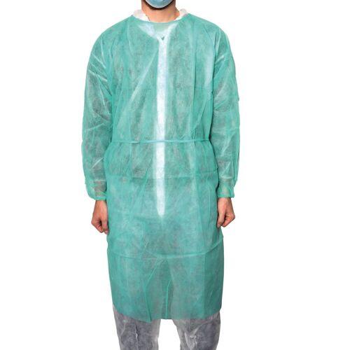 MaiMed Coat Protect Schutzkittel grün