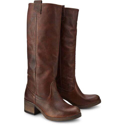 COX, Western-Stiefel in braun, Stiefel für Damen Gr. 38