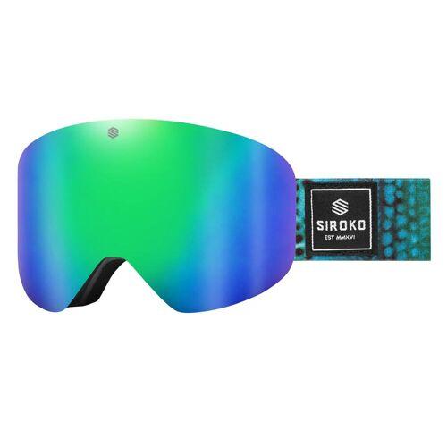 SIROKO -50% Snowboard- und Skibrillen fr Kinder GX Tiny Dragons