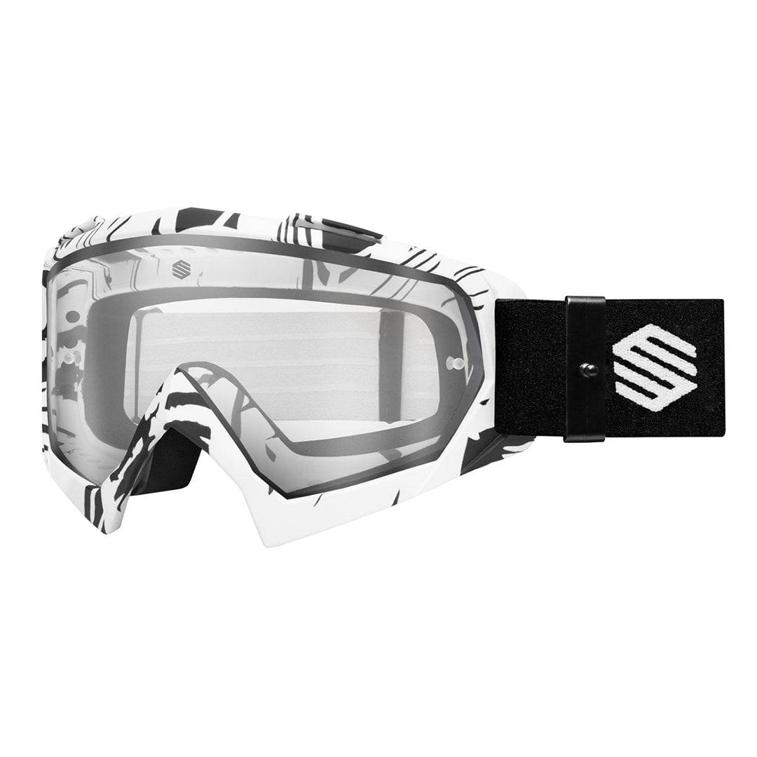 SIROKO -65% MTB und Motocross Brille Siroko H1 Redwood