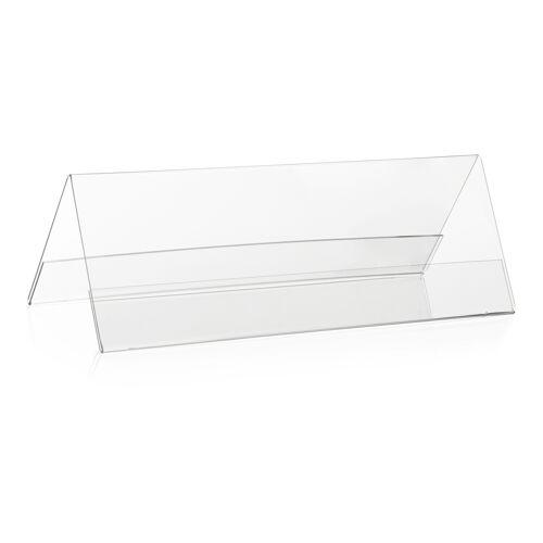 Deflecto DIN A4 (1/2) Dachständer / V-Aufsteller