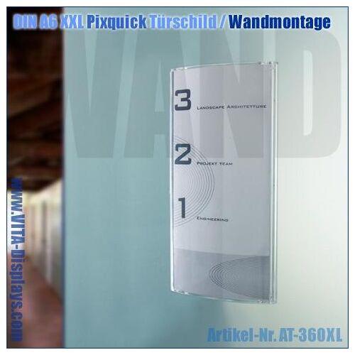 Kunstdünger DIN A6 XXL Türschild / Zimmerschild