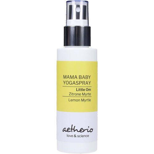 aetherio love & science Mama Baby Yogaspray Little Om - 50 ml