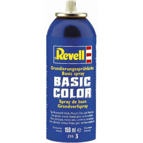Revell Basic Color Grundierungsspray - 150 ml