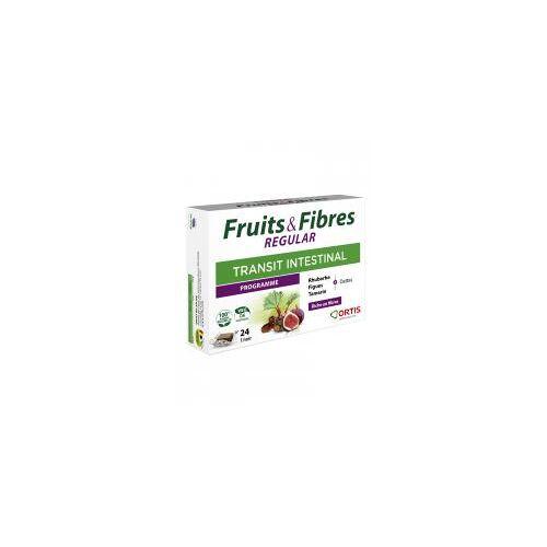 Ortis Früchte & Fasern Regular 24 Würfel - Packung 24 Würfel