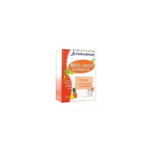 Juvamine Fettverbrennung 14 Sticks - Packung 14 Sticks