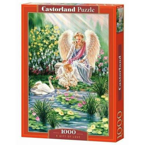 Castorland Puzzle Castorland 1000 Teile A GIFT OF LOVE