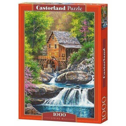 Castorland Puzzle Castorland 1000 Teile SPRING MILL