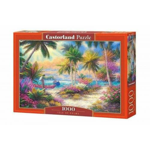 Castorland Puzzle Castorland 1000 Teile ISLE OF PALMS