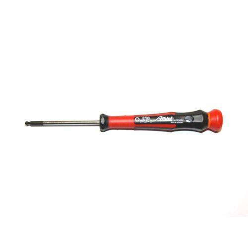 Feinmechaniker-Schraubendreher Sechskant Kugel SW 3,0mm