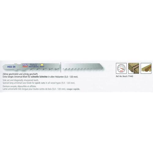 5 Stichsägeblätter 180/155mm CV , für Bosch , für Holz bis 120mm