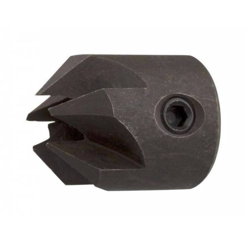 Aufstecksenker 5mm für Holzbohrer , 90° , aus HSS