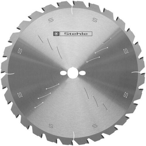Bau-Kreissägeblatt 500 x 3,8/2,8 x 30 mit 34 Zähnen , nagelfest