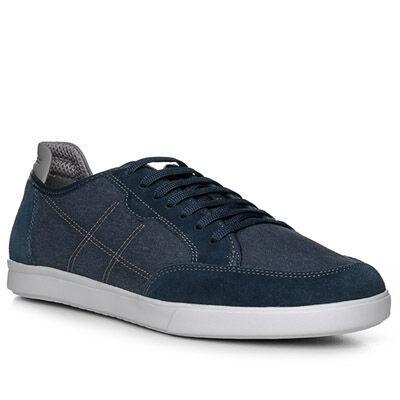 Geox Schuhe Herren, Textil, blau