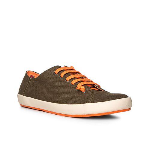 Camper Schuhe Herren, Textil, grün