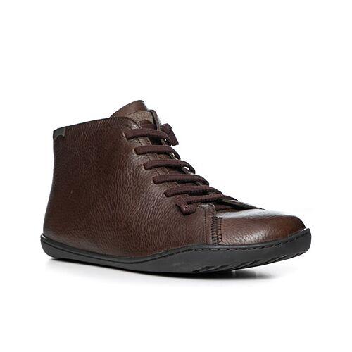 Camper Schuhe Herren, Leder, braun