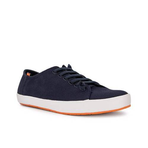 Camper Schuhe Herren, Textil, blau