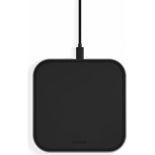 ZENS Wireless Charger (10W, Fast Charge)