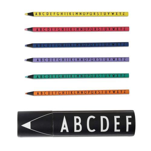 Design Letters - AJ Buntstifte (15er-Set)