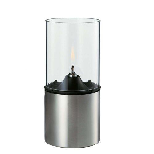 Stelton - Öllampe 1005 mit Glasschirm, klar