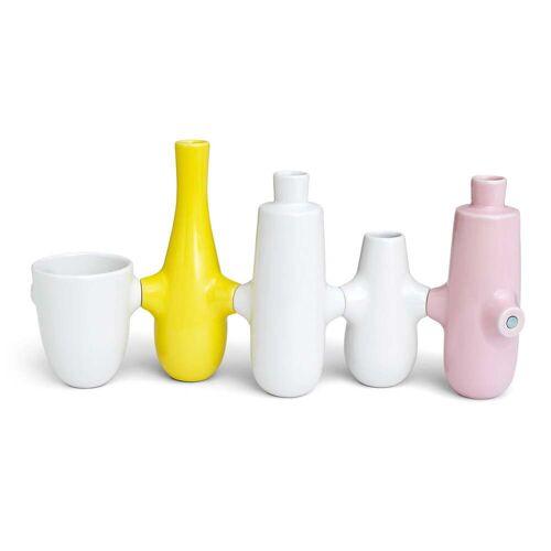Kähler Design - Fiducia Kerzenständer / Vasen (5er-Set)