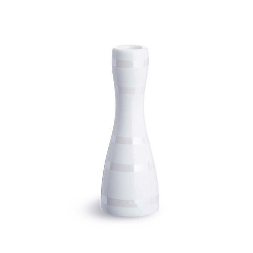 Kähler Design - Omaggio Kerzenhalter 16 cm, perlmutt