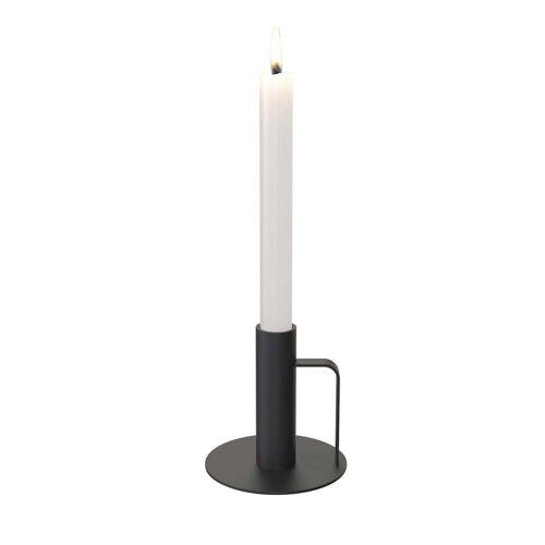FROST - Kerzenhalter, schwarz