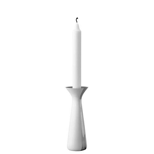 Stelton - Unified Kerzenständer H 17 cm, weiß