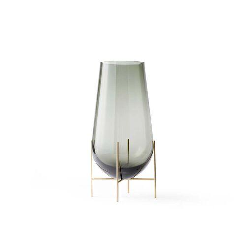 MENU - Échasse Vase S, smoke