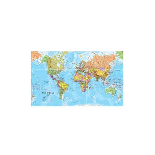 IXXI - Die Welt (politisch), 100 x 60 cm