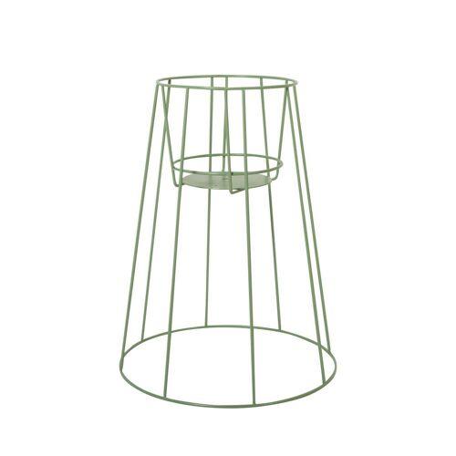 OK Design - Cibele Blumentopfständer H 45 cm, sea green