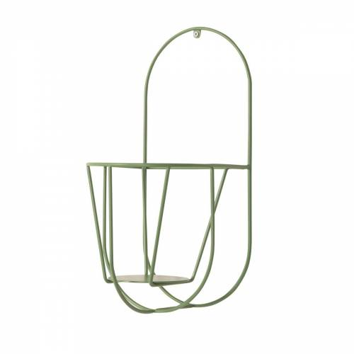 OK Design - Cibele Wand-Blumentopfhalter Large, sea green