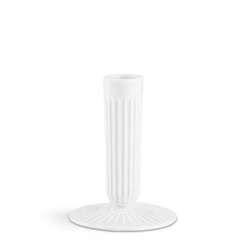 Kähler Design - Hammershøi Kerzenhalter H 12 cm, weiß
