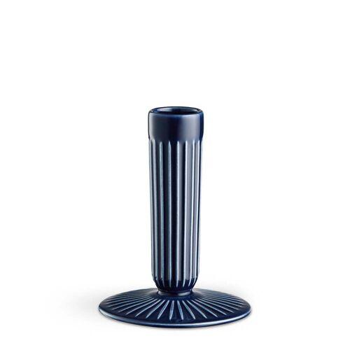 Kähler Design - Hammershøi Kerzenhalter H 12 cm, indigo
