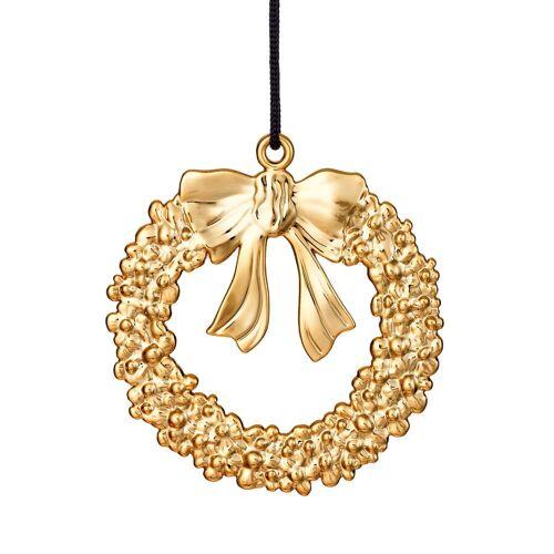 Rosendahl - Weihnachtskranz H 7 cm, gold