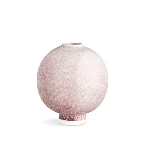 Kähler Design - Unico Vase H 12,5 cm, rose