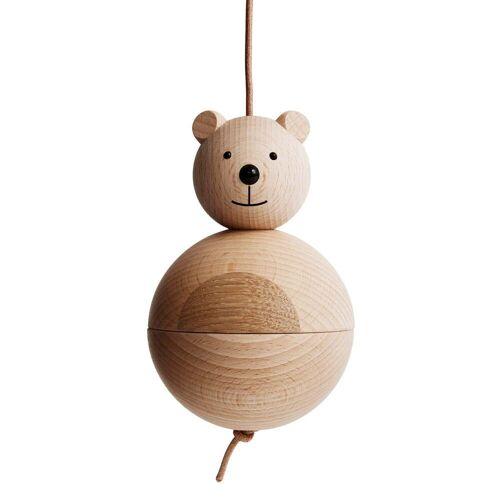OYOY - Holzfigur Bär, Eiche / Buche