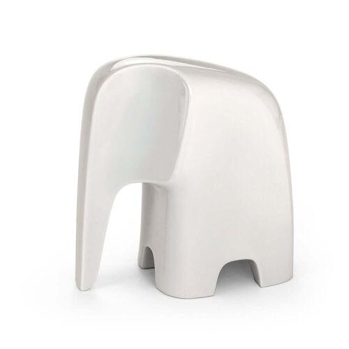 Caussa - Olifant, Porzellan weiß