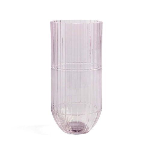 HAY - Colour Vase Glasvase, XL, pink
