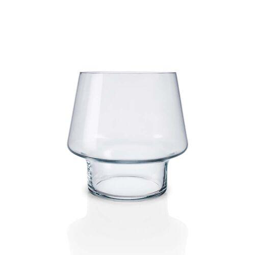 Eva Solo - Sukkulenten Glasvase Ø 21 cm, klar