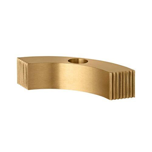 AYTM - Unum Kerzenhalter, gold