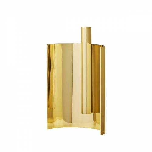 AYTM - Asto Kerzenhalter 1 H 21 cm, gold