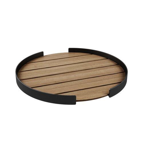SACK it - Patio Outdoor Tablett, Teak