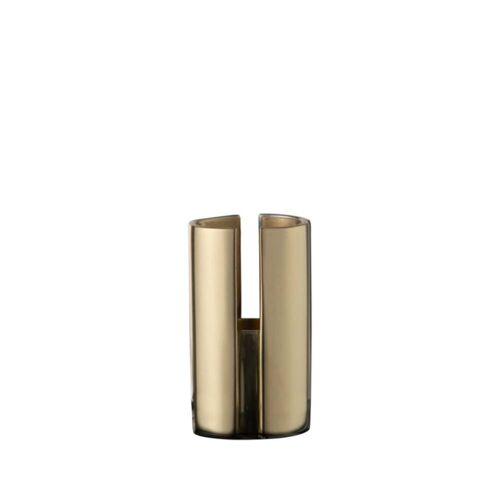 AYTM - Sol Kerzenhalter Ø 2,9 x H 4,8 cm, gold
